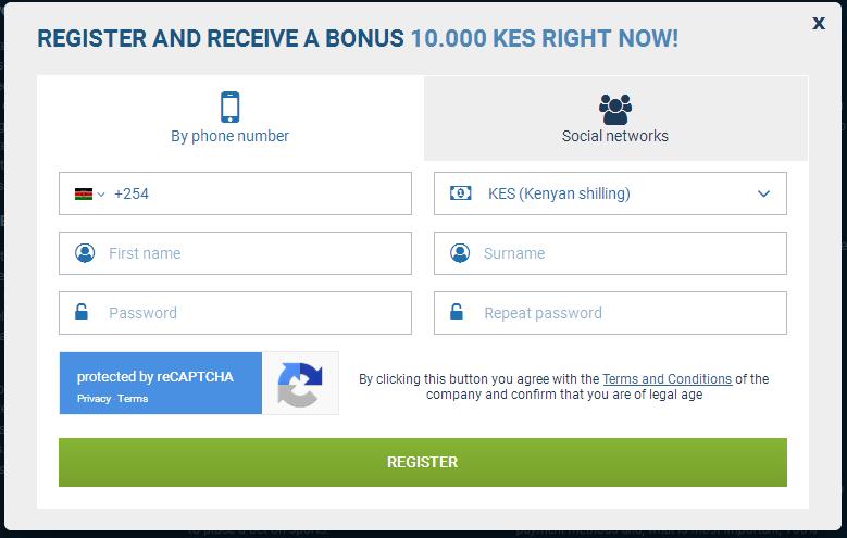 1xbet-kenya-register